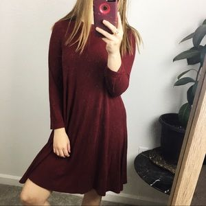 AEO long sleeve dress